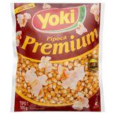 Milho para Pipoca Tipo 1 Premium Yoki Pacote 500g