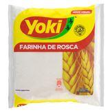 Farinha de Rosca Yoki Pacote 500g