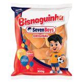 Pão Bisnaguinha Original Seven Boys 300g