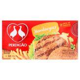 Hambúrguer Frango e Carne Bovina Perdigão Caixa 672g