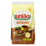Açúcar Demerara Naturais União Pacote 1kg