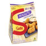 Empanado de Frango Crocante Nuggets Sadia Pacote 300g
