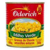 Milho Verde em Conserva Oderich Lata 200g