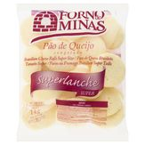 Pão de Queijo Super Lanche Forno de Minas Pacote 1kg