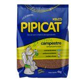 Areia Sanitária para Gatos Campestre Pipicat Pacote 4kg
