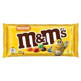 Confeito de Chocolate ao Leite com Amendoim M&M's 45g