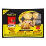 Pão de Alho Bolinha Tradicional Santa Massa Bandeja 300g