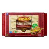 Pão de Alho Bolinha Picante Recheio Queijo Zinho Bandeja 300g