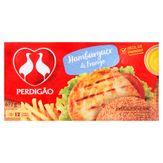 Hambúrguer de Carne de Frango Perdigão Caixa 672g