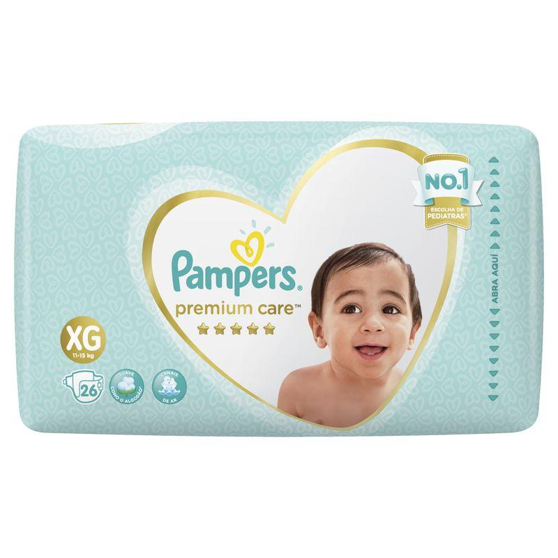 Fralda-Descartavel-Infantil-Pampers-Premium-Care-XG-com-26-Unidades