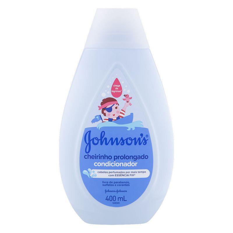 Condicionador-Infantil-Johnson-s-Cheirinho-Prolongado-400ml
