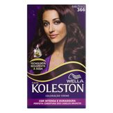 Coloração Creme 366 Acaju Púrpura Wella Koleston