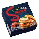 Hambúrguer de Frango com Pepperoni Speciale Sadia Caixa 300g