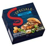 Hambúrguer de Carne Bovina com Queijo Speciale Sadia Caixa 350g