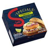 Hambúrguer de Frango Lemon Pepper Speciale Sadia Caixa 300g