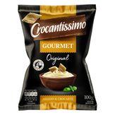 Snack de Trigo Original Gourmet Crocantíssimo Pacote 100g