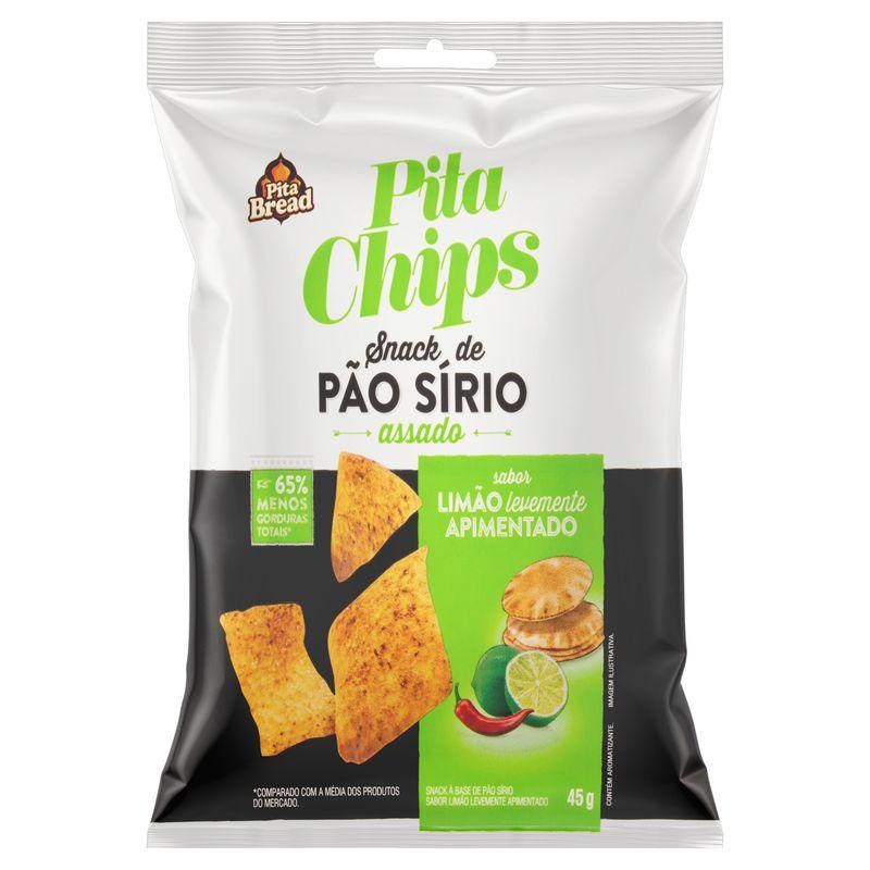 Snack-de-Pao-Sirio-Limao-Levemente-Apimentado-Pita-45g