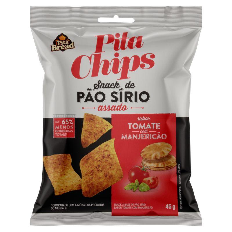Snack-de-Pao-Sirio-Tomate-com-Manjericao-Pita-45g