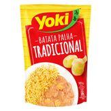 Batata Palha Tradicional Yoki Pacote 105g