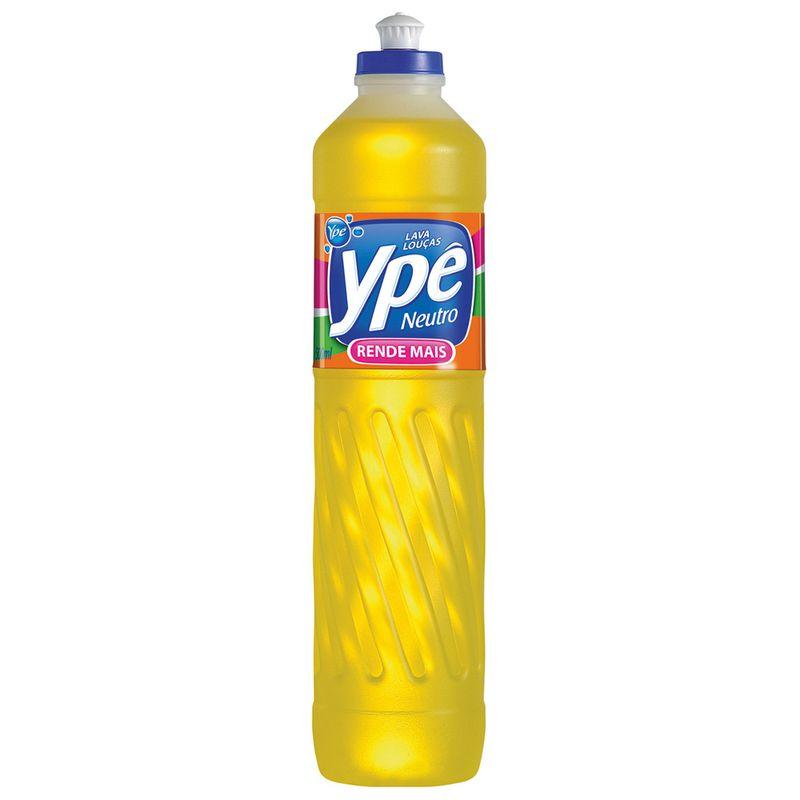 Detergente-Liquido-Neutro-Ype-Frasco-500ml