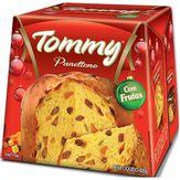 Panettone com Frutas Cristalizadas Tommy Caixa 400g