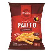 Batata Palito Congelada  Confiare Pacote 1,1kg