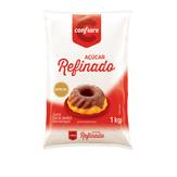 Açúcar Refinado Especial Confiare Pacote 1kg