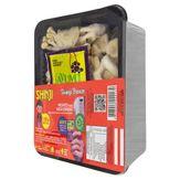 Cogumelo Shimeji Branco Shinji Bandeja 150g Grátis 1 Sachê de Molho para Cogumelo 20g