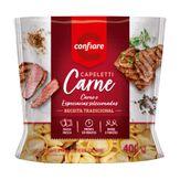Capeleti de Carne Confiare Pacote 400g