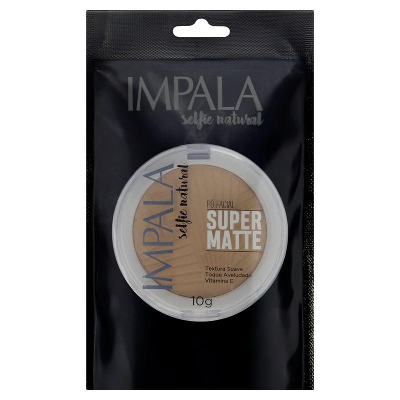 7896111980187-Beleza-Higiene-e-Saude-Rosto-Impala-Face-Po-facial-Po-face-Maquiage-Make-Matte-Super-mate