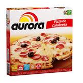Pizza Congelada de Calabresa Aurora Caixa 440g