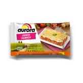 Lasanha Congelada de Calabresa Aurora Pacote 600g Nova Receita