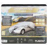 Capa para Cobrir Carro Doubleface Gold G Plasitap Pacote 1 Unidade