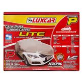 Capa para Cobrir Carro Impermeável Lite P Luxcar Pacote 1 Unidade
