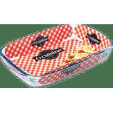 Assadeira Retangular Ô Cuisine 2,6l