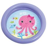 Piscina Inflável Infantil Roxa 17L Baby Intex 1 Unidade