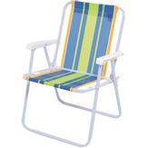 Cadeira de Praia Alta Ferro Mor 1 Unidade