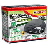 Capa Protetora para Carro Lite Luxcar M Pacote 4,35m x 1,24m x 1,24m