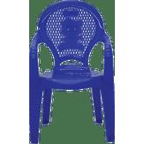 Cadeira Infantil Azul Catty Tramontina 1 Unidade
