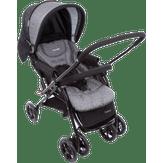 Carrinho de Bebê de Passeio Preto Status Voyage 68 x 47 x 19 cm