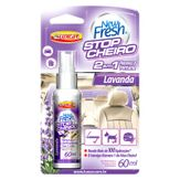 Odorizador Stop Cheiro New Fresh Lavanda 2em1 Luxcar Spray 60ml