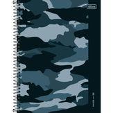 Caderno Universitário Capa Dura 10 Matérias 160 Folhas Hide Tilibra 1 Unidade