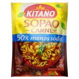 Sopão Carne Kitano Sachê 196g