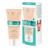 BB Cream Efeito Matte 5 em 1 Pele Média L'oréal Paris Caixa 30ml