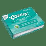 Lenço de Papel Folha Tripla Ultra Suave Kleenex Caixa 40 Unidades