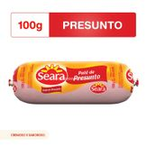 Patê de Presunto Seara 100g