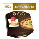 Pizza Artesanal Margherita Gourmet Seara Caixa 450g