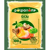Polpa de Fruta Caju Polpanorte Pacote 100g