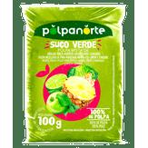 Polpa de Mista Suco Verde Polpanorte Pacote 100g