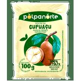 Polpa de Fruta Cupuaçu Polpanorte Pacote 100g
